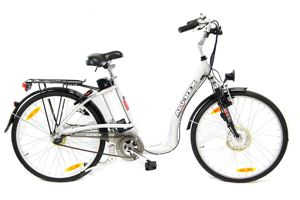 top prophete elektro fahrrad e bike tiefeinsteiger 26 zoll 7 gang nabe r cktritt ebay. Black Bedroom Furniture Sets. Home Design Ideas