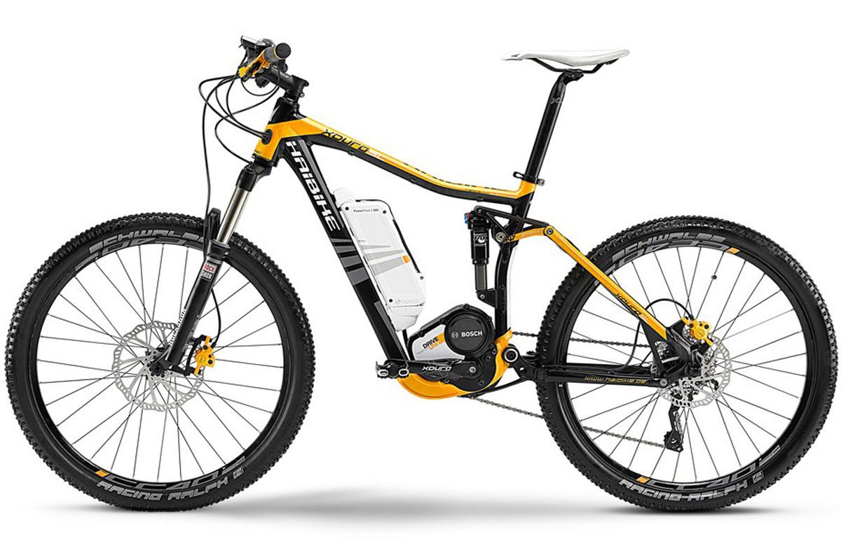 haibike elektro mtb fully e bike fahrrad 26 xduro bosch 10. Black Bedroom Furniture Sets. Home Design Ideas