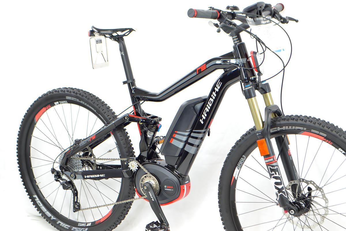neu haibike elektro fahrrad mtb 27 5 xduro fs rs 45 km h. Black Bedroom Furniture Sets. Home Design Ideas