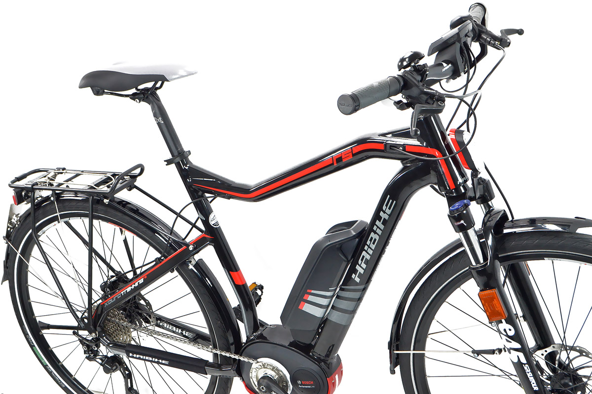 neu haibike damen elektro trekking fahrrad xduro rs 45 km. Black Bedroom Furniture Sets. Home Design Ideas