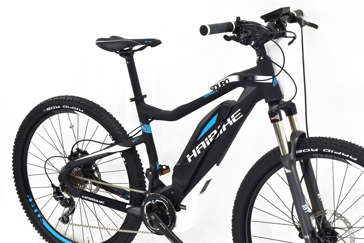 haibike elektro mtb fahrrad sduro yamaha hardseven sl 27 5. Black Bedroom Furniture Sets. Home Design Ideas