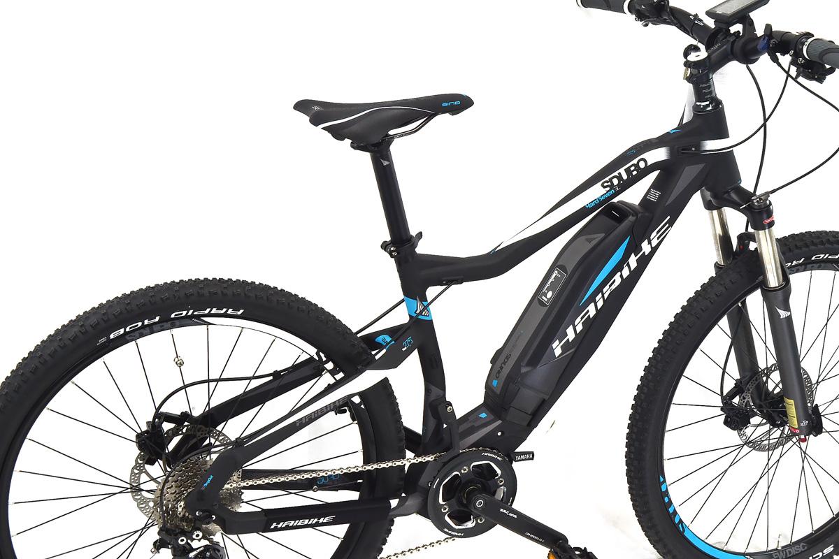 neu haibike elektro mtb fahrrad sduro yamaha hardseven sl. Black Bedroom Furniture Sets. Home Design Ideas