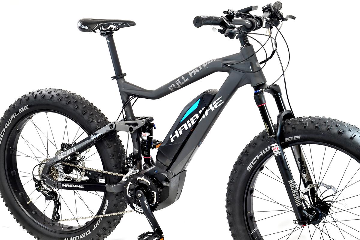 haibike elektro mtb fahrrad sduro yamaha 400wh full fatsix. Black Bedroom Furniture Sets. Home Design Ideas