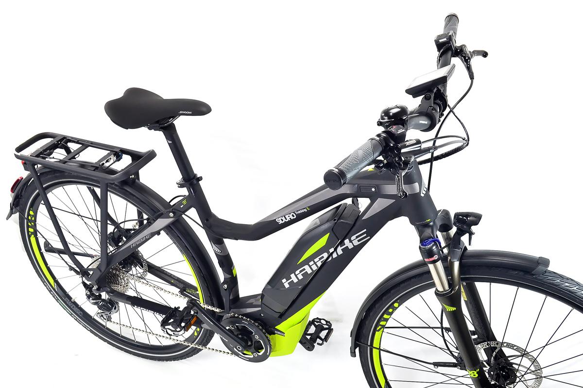 haibike elektro damen fahrrad sduro trekking sl yamaha 10. Black Bedroom Furniture Sets. Home Design Ideas