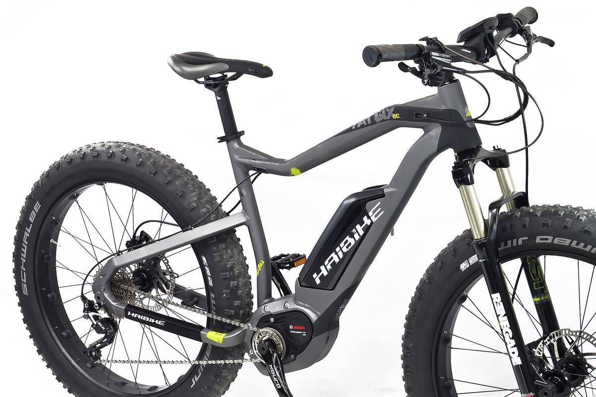 neu haibike elektro fahrrad xduro bosch cx fatsix rc 500wh. Black Bedroom Furniture Sets. Home Design Ideas
