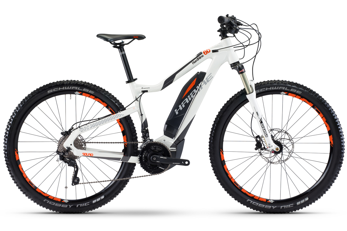 haibike elektro mtb fahrrad sduro yamaha 500 wh hardnine 6. Black Bedroom Furniture Sets. Home Design Ideas