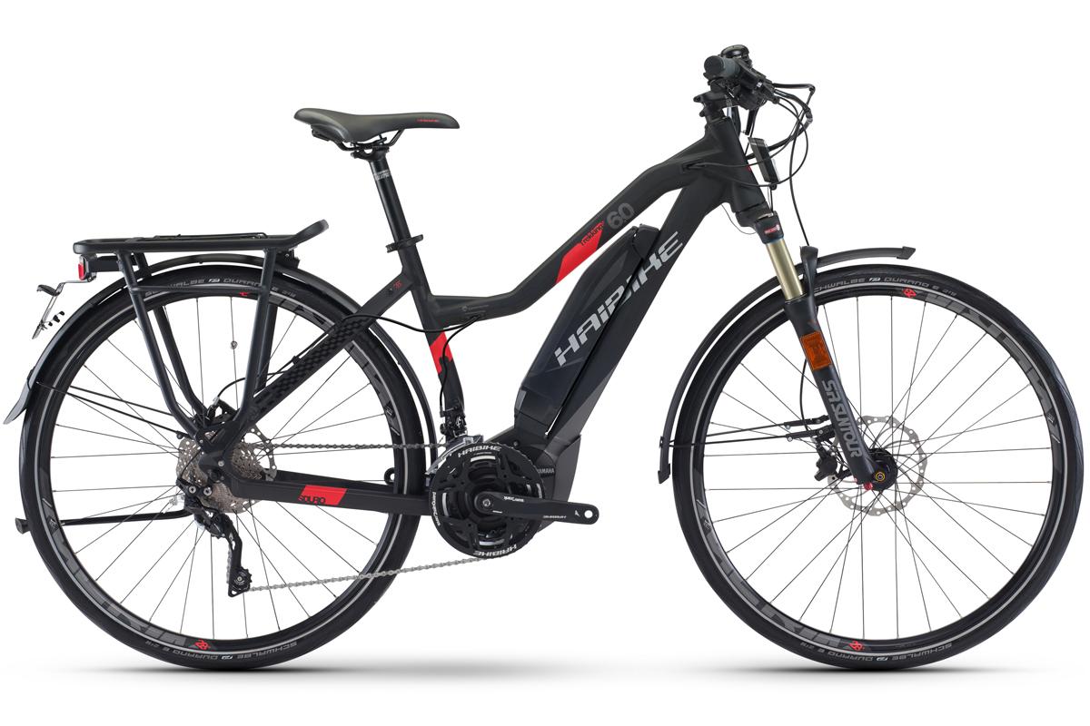 haibike damen trekking 6 0 s elektro fahrrad sduro 45km h. Black Bedroom Furniture Sets. Home Design Ideas