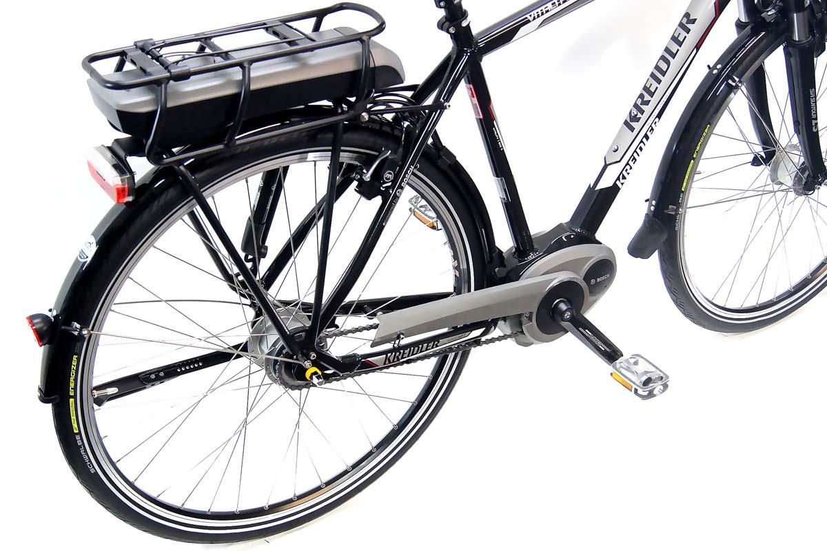 neu kreidler herren elektro fahrrad eco6 bosch 400 wh 8. Black Bedroom Furniture Sets. Home Design Ideas