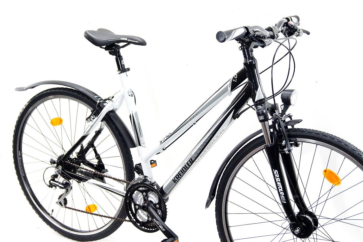 kreidler damen trekking cross fahrrad stack 1 0 eq 24 gang. Black Bedroom Furniture Sets. Home Design Ideas