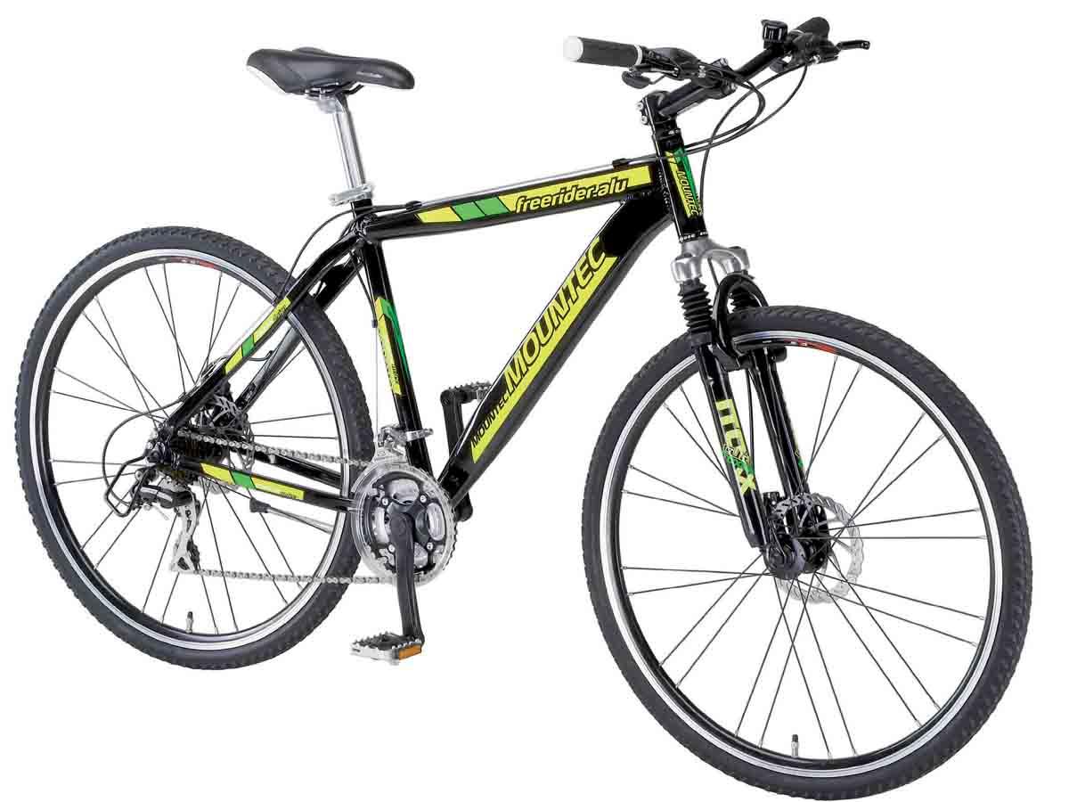 prophete freerider alu trekking cross bike 28 24 gang ebay. Black Bedroom Furniture Sets. Home Design Ideas