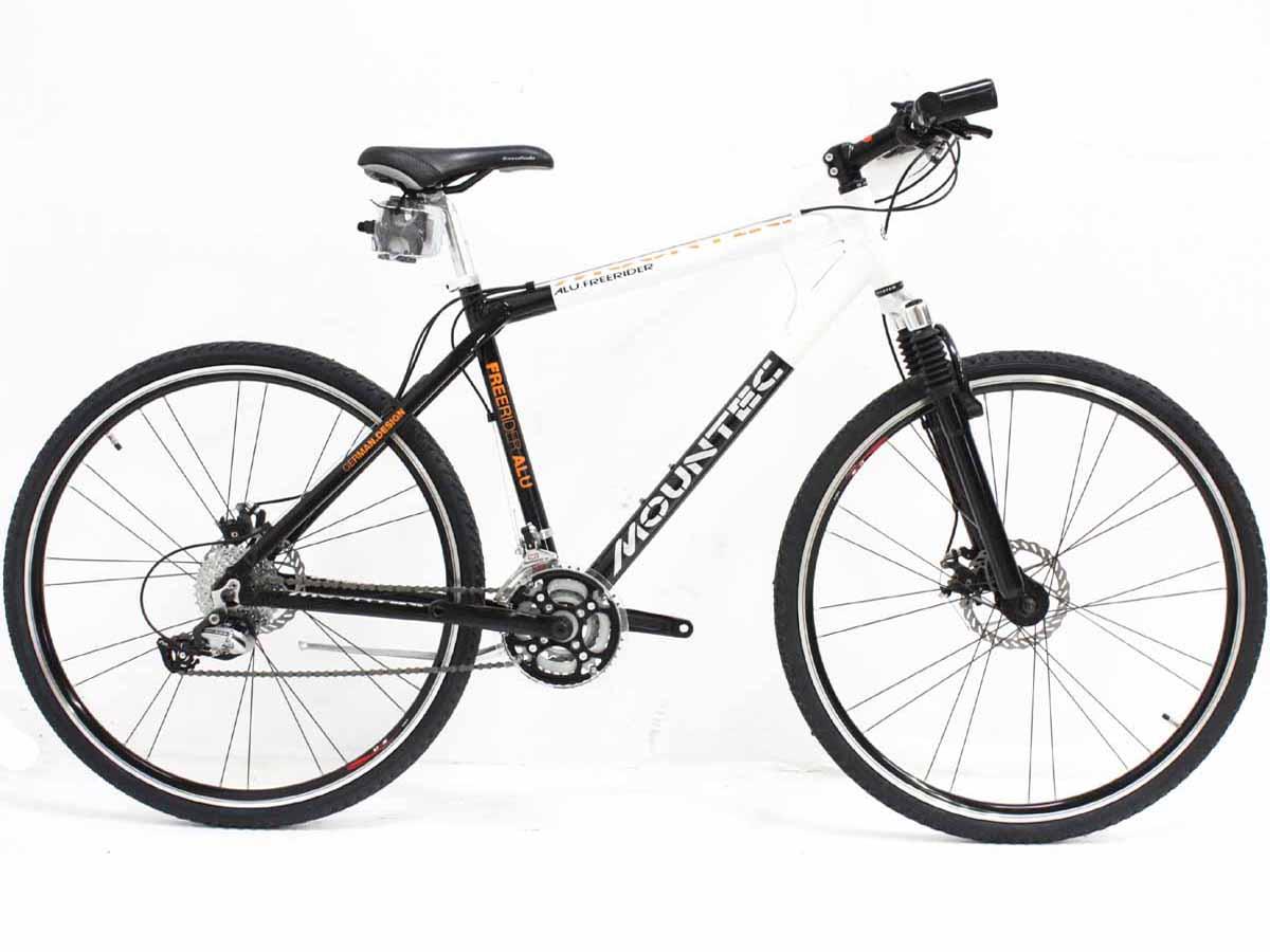 prophete mountec alu trekking cross bike mtb 28 24 gang. Black Bedroom Furniture Sets. Home Design Ideas