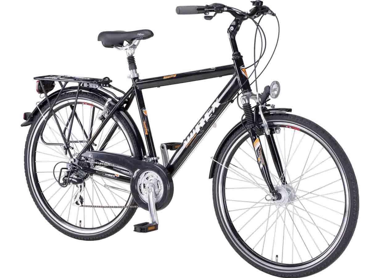 neu prophete herren trekking fahrrad alu rex 28 24 gang shimano nabendynamo ebay. Black Bedroom Furniture Sets. Home Design Ideas