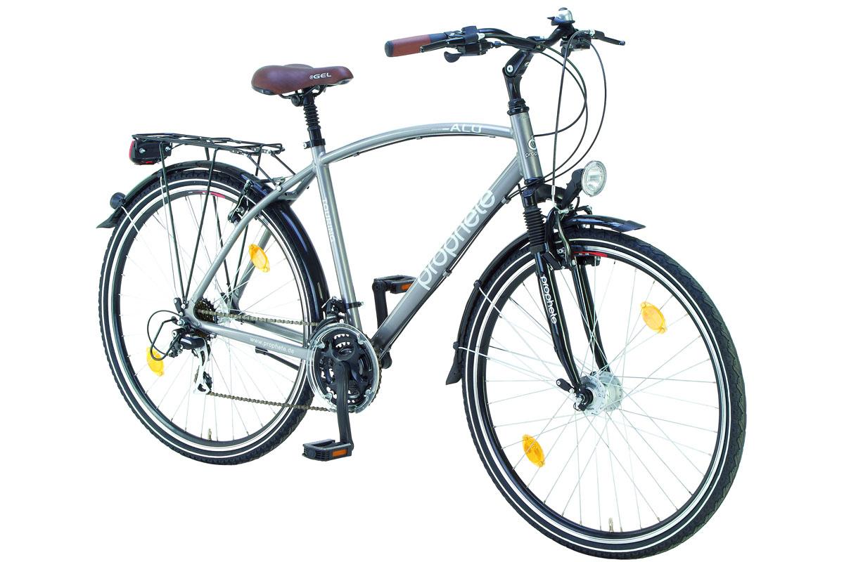 prophete travel 600 trekking herren fahrrad 28 21 gang acera nabendynamo 2012 ebay. Black Bedroom Furniture Sets. Home Design Ideas
