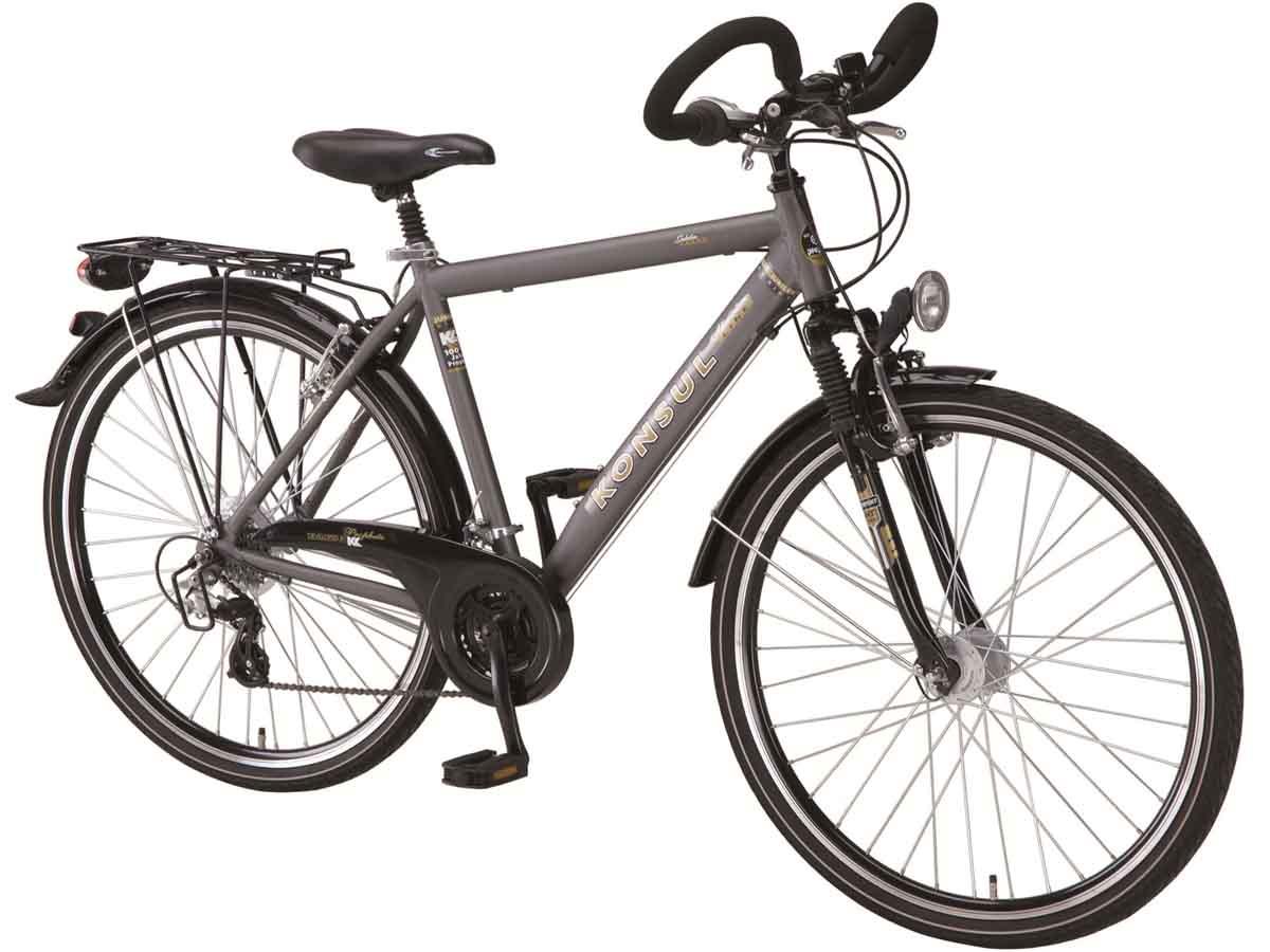 prophete konsul trekking herren fahrrad 28 24gang multi ebay. Black Bedroom Furniture Sets. Home Design Ideas