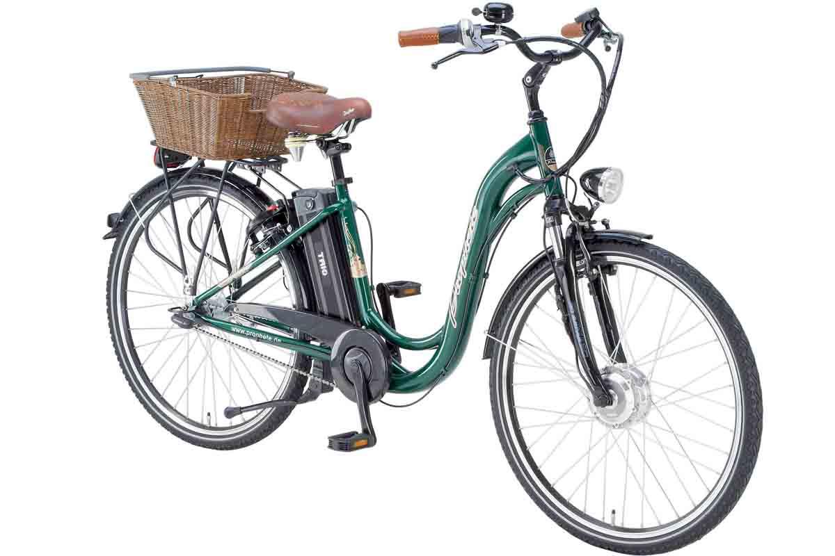 neu prophete elektro fahrrad e bike retro 28 36 volt. Black Bedroom Furniture Sets. Home Design Ideas
