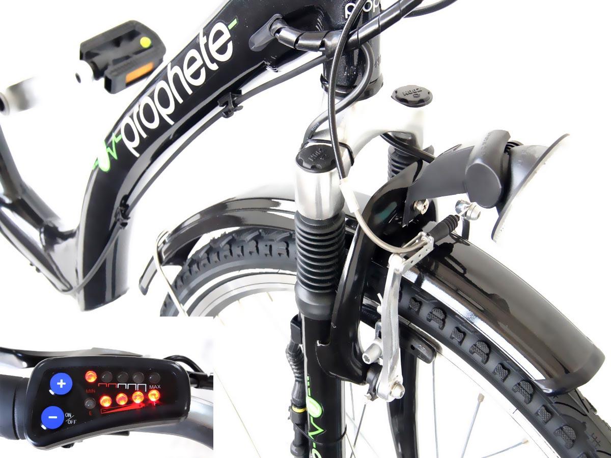 neu prophete elektro fahrrad e bike tiefeinsteiger pedelec. Black Bedroom Furniture Sets. Home Design Ideas