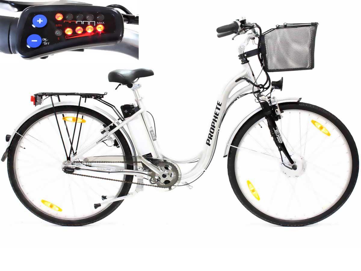neu prophete alu rex elektro fahrrad e bike pedelec 28 led 7 gang sram 24 volt ebay. Black Bedroom Furniture Sets. Home Design Ideas