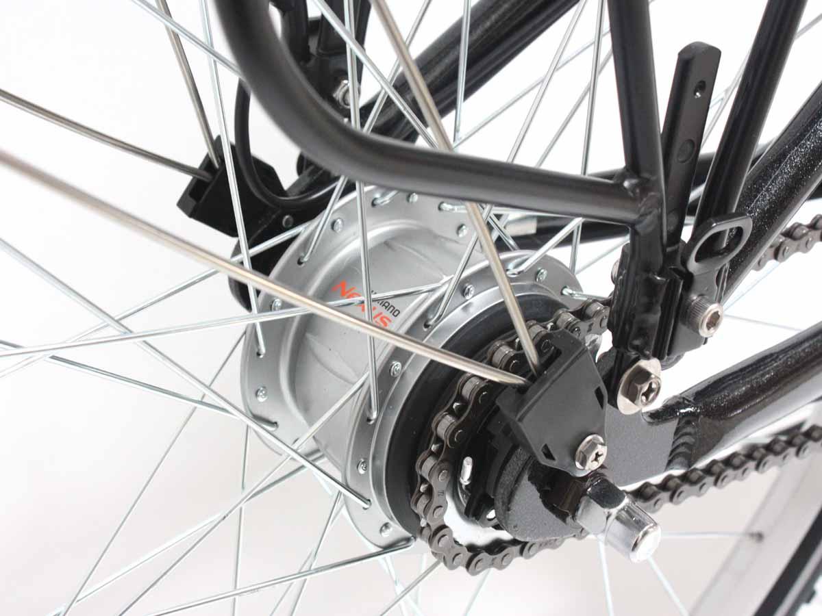 top prophete elektro fahrrad e bike 28 zoll 36 volt 8 gang. Black Bedroom Furniture Sets. Home Design Ideas