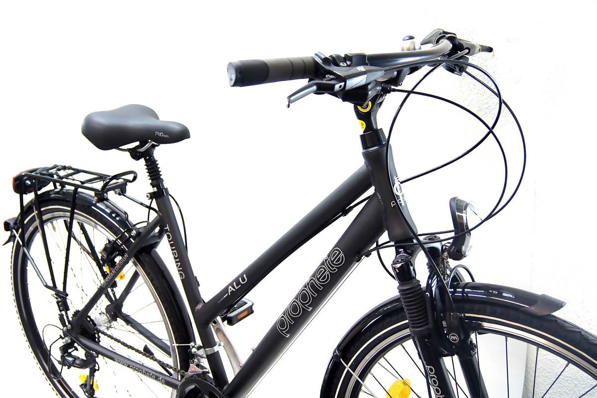 neu prophete damen trekking fahrrad shimano deore 24 gang. Black Bedroom Furniture Sets. Home Design Ideas
