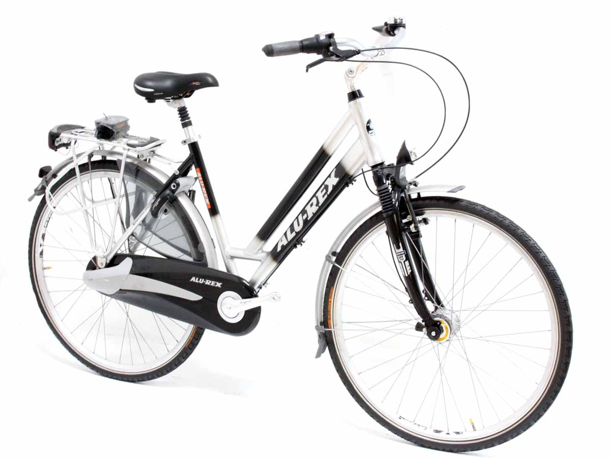 prophete city star alu damen fahrrad 8 gang nexus nabe ebay. Black Bedroom Furniture Sets. Home Design Ideas