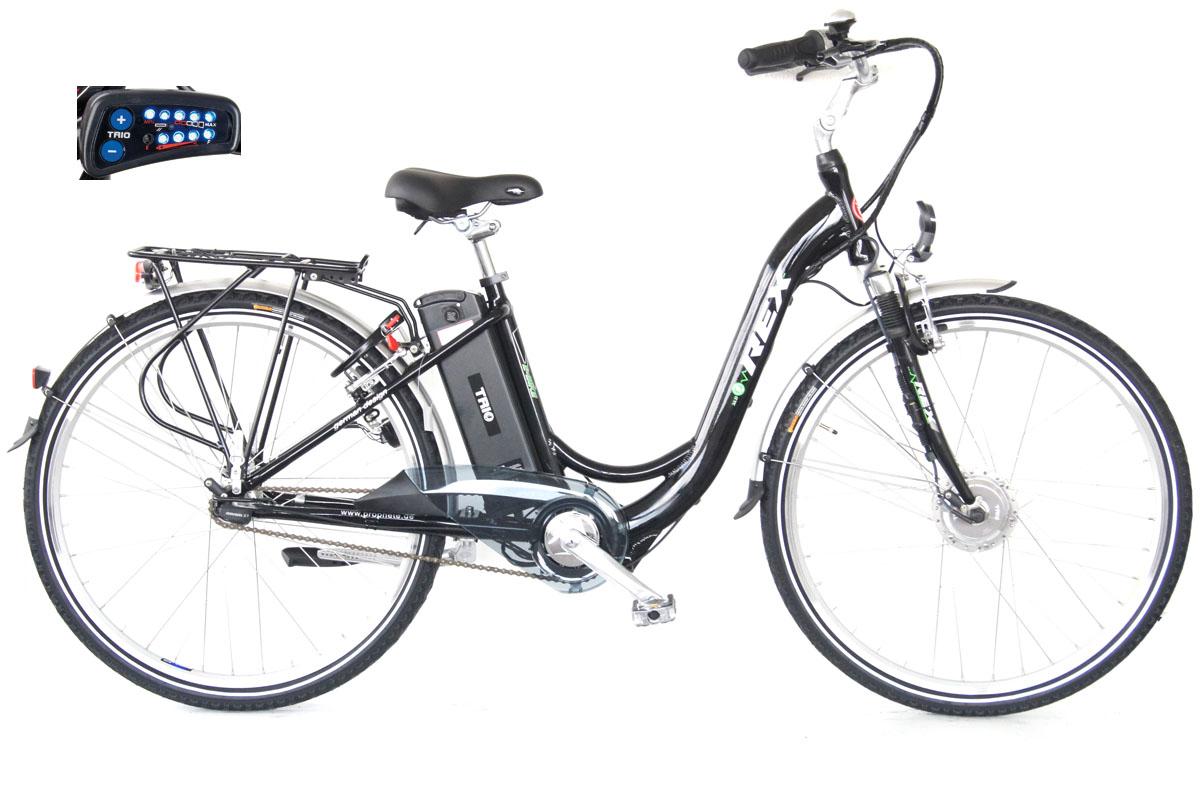 neu elektro fahrrad prophete 28 e bike pedelec led 36 volt 7 gang mit r cktritt ebay. Black Bedroom Furniture Sets. Home Design Ideas
