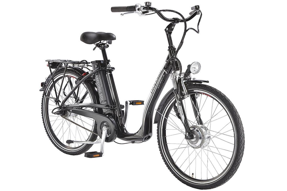 neu prophete elektro fahrrad e bike tiefeinsteiger navigator 26 7 gang nabe 2015 ebay. Black Bedroom Furniture Sets. Home Design Ideas