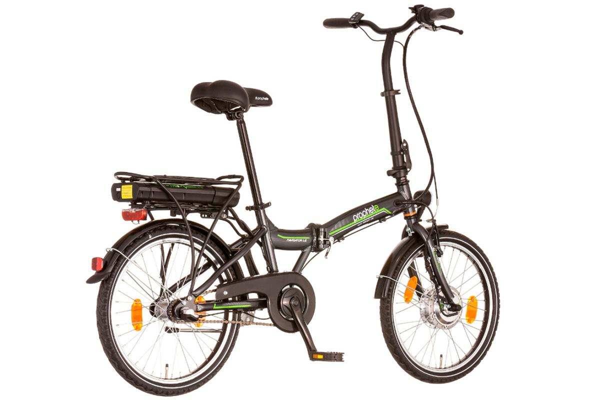 neu prophete elektro klapprad fahrrad navigator 1 2 20 3 gang home service 2015 ebay. Black Bedroom Furniture Sets. Home Design Ideas