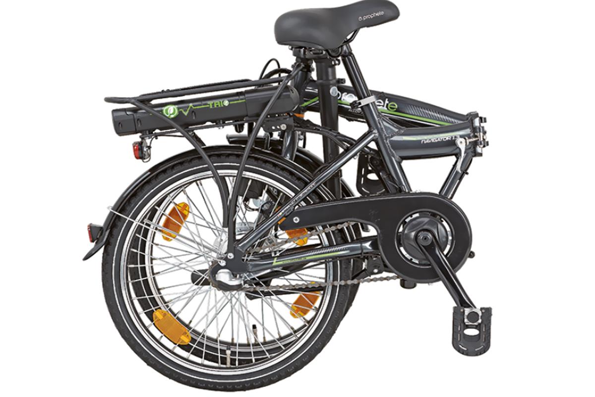 neu prophete elektro klapprad fahrrad navigator 1 2 20 3. Black Bedroom Furniture Sets. Home Design Ideas