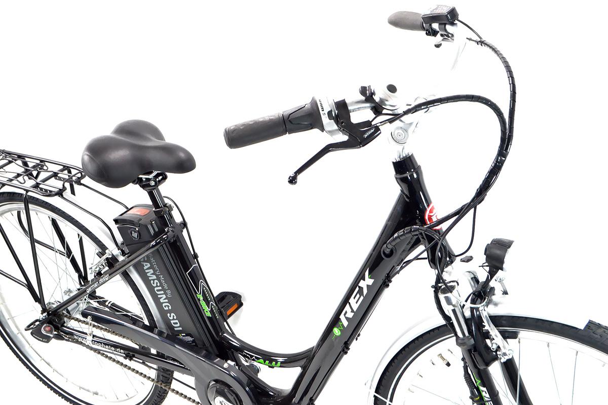 neu prophete elektro fahrrad e bike 28 alu rex 36 volt. Black Bedroom Furniture Sets. Home Design Ideas