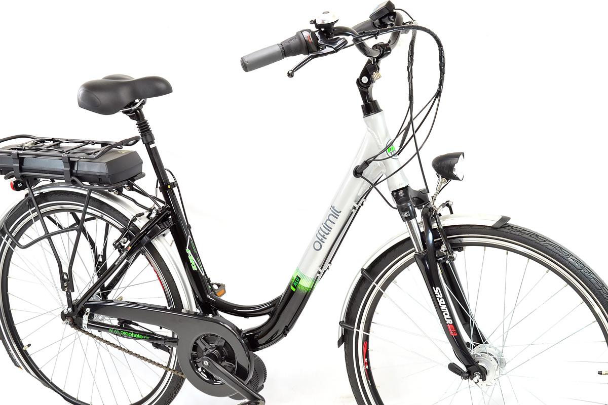 neu prophete elektro fahrrad e bike 36 volt 10 4ah. Black Bedroom Furniture Sets. Home Design Ideas