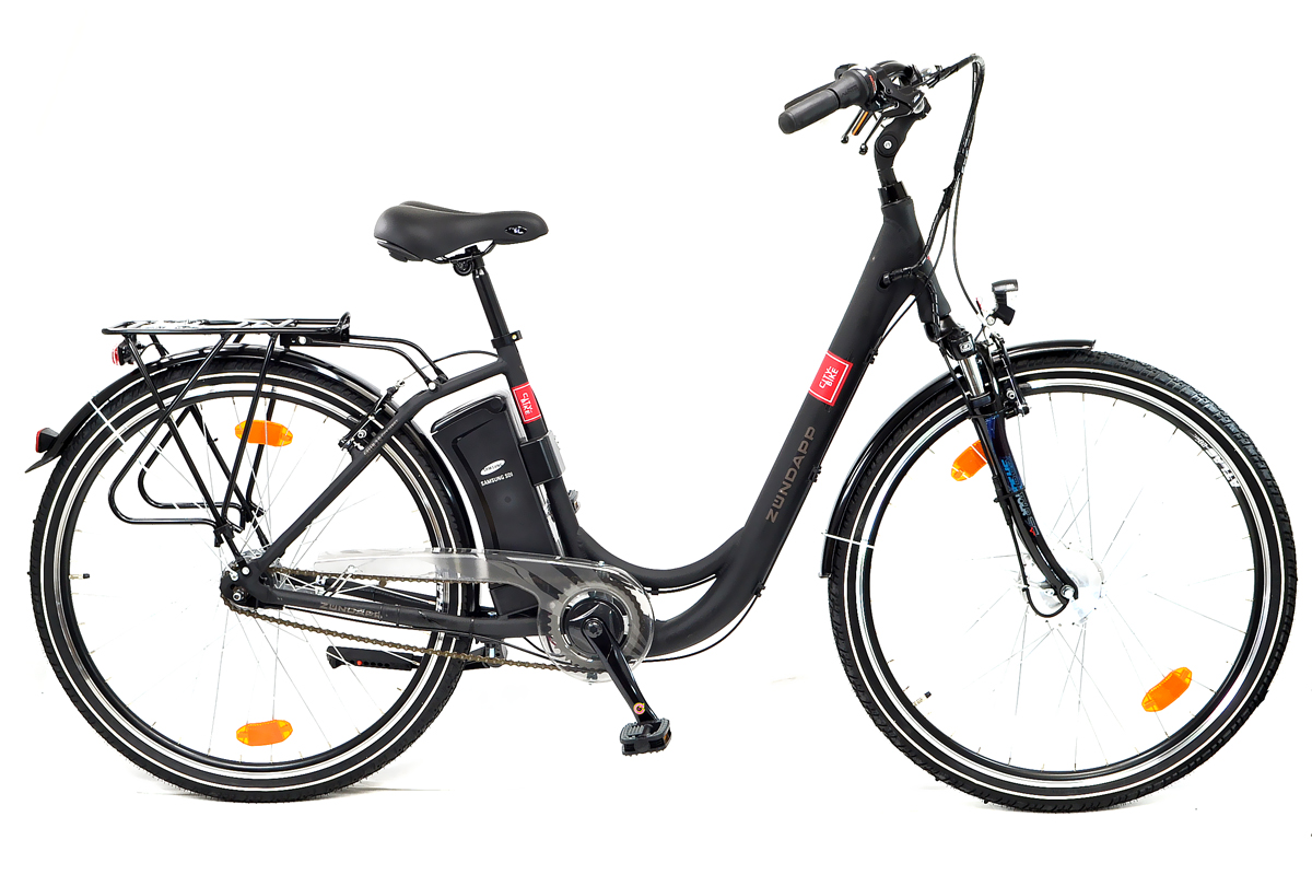 neu z ndapp elektro fahrrad e bike green 3 0 sideclick 36. Black Bedroom Furniture Sets. Home Design Ideas