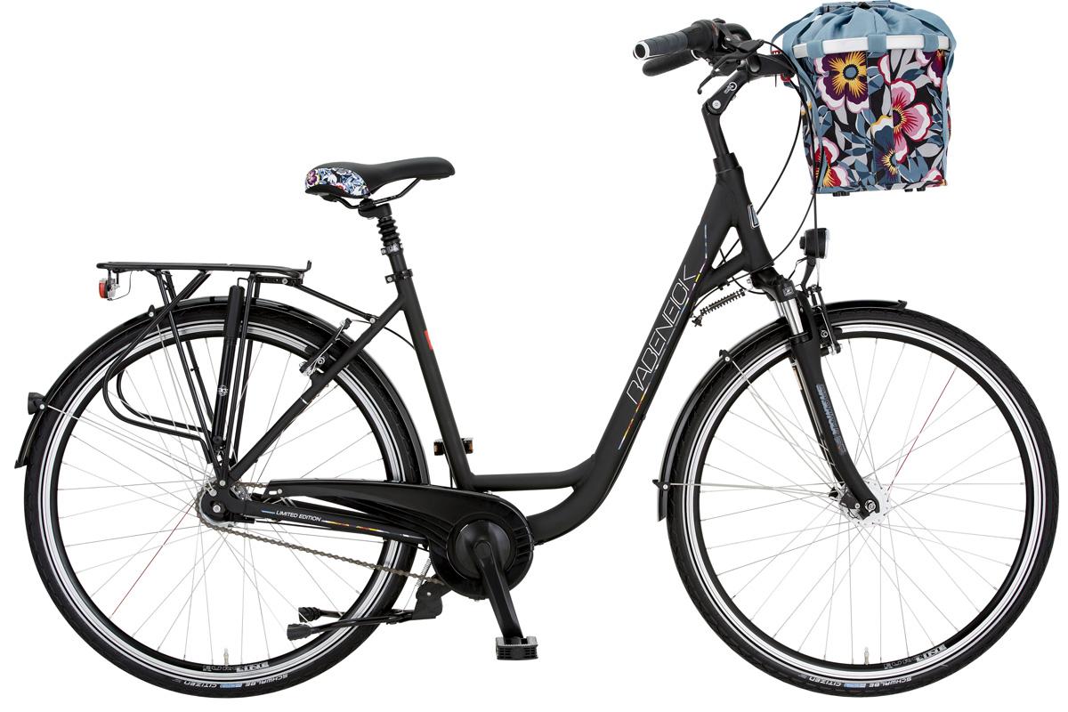 neu rabeneick damen city fahrrad bild der frau 7 gang. Black Bedroom Furniture Sets. Home Design Ideas