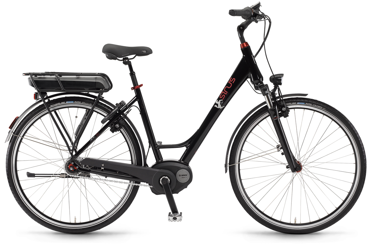 neu sinus elektro fahrrad 26 zoll bc30 bosch 500wh 7 gang. Black Bedroom Furniture Sets. Home Design Ideas