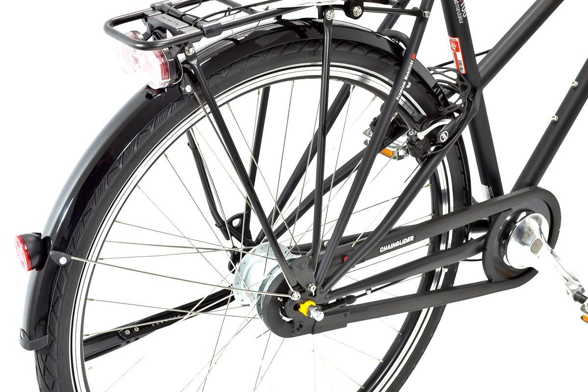 neu vsf fahrradmanufaktur damen trekking fahrrad t 100 8. Black Bedroom Furniture Sets. Home Design Ideas