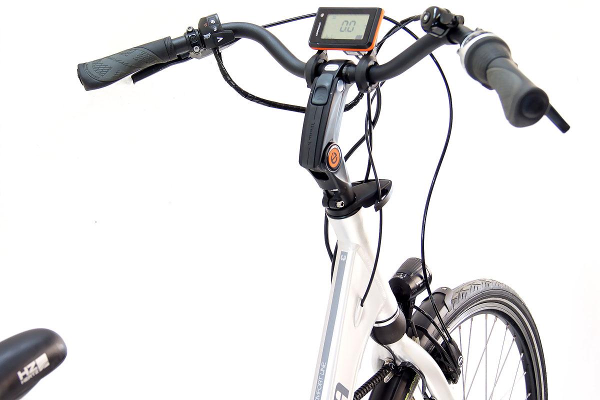 winora elektro fahrrad e bike 26 c3 hydro mittelmotor 396 wh 8 gang nexus 2014 ebay. Black Bedroom Furniture Sets. Home Design Ideas