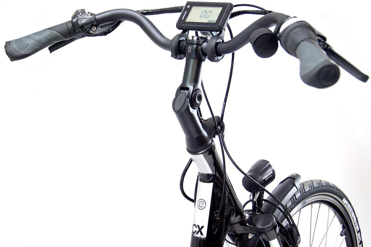 winora elektro fahrrad e bike 26 cx 7 schwarz mittelmotor 400wh 7 gang nabe 2014 ebay. Black Bedroom Furniture Sets. Home Design Ideas