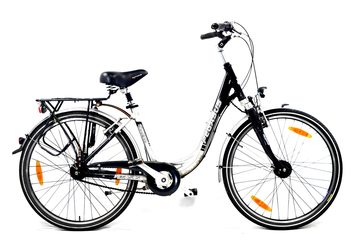 pegasus city fahrrad solero 26 zoll 7 gang shimano. Black Bedroom Furniture Sets. Home Design Ideas