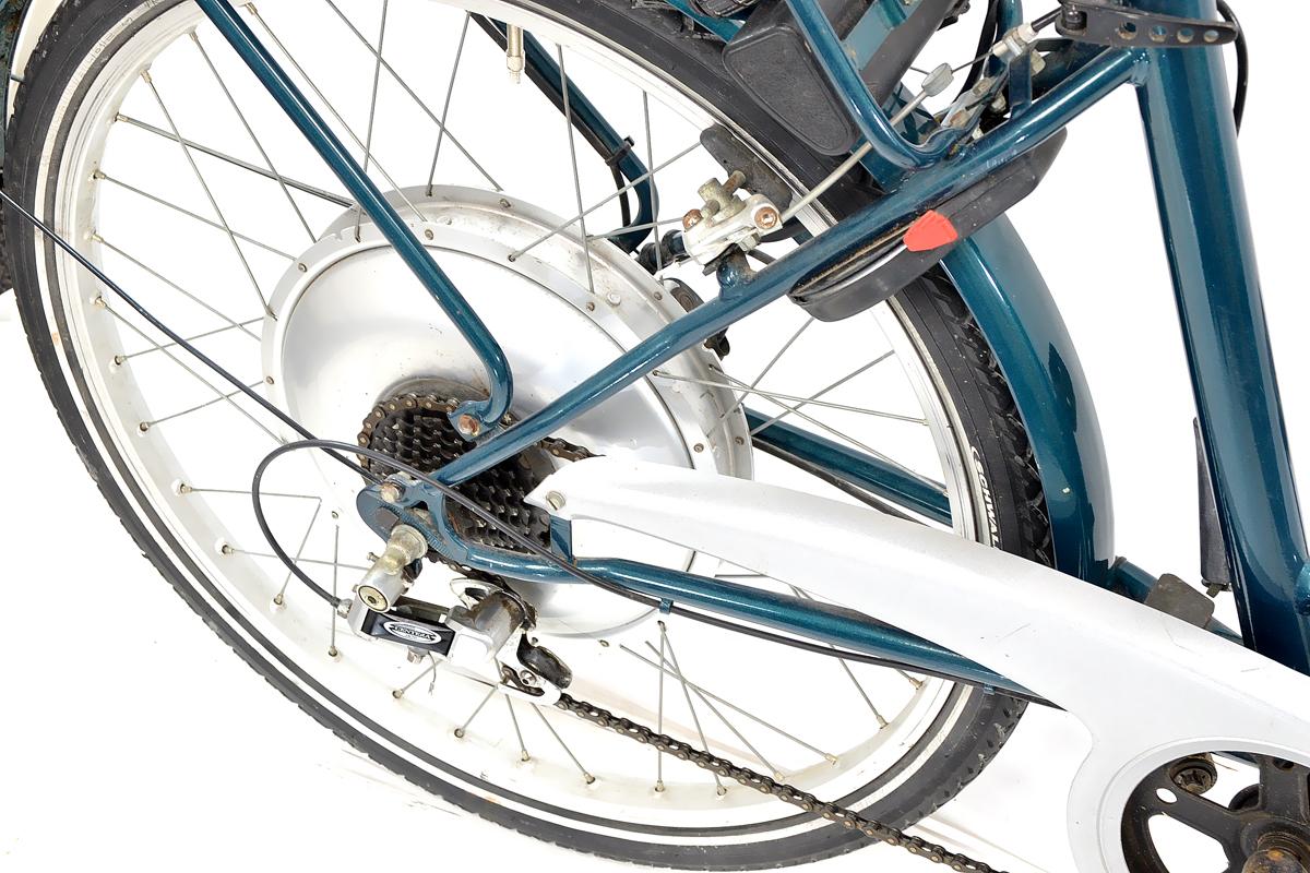 sachs classic elektro fahrrad e bike 26 zoll 24 volt 7. Black Bedroom Furniture Sets. Home Design Ideas