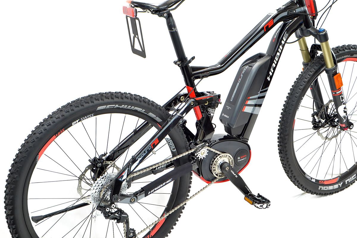 nuevo haibike elektro bicicleta mtb 27 5 xduro fs rs 45 km h 10 gang xt 45 cm 2015 ebay. Black Bedroom Furniture Sets. Home Design Ideas