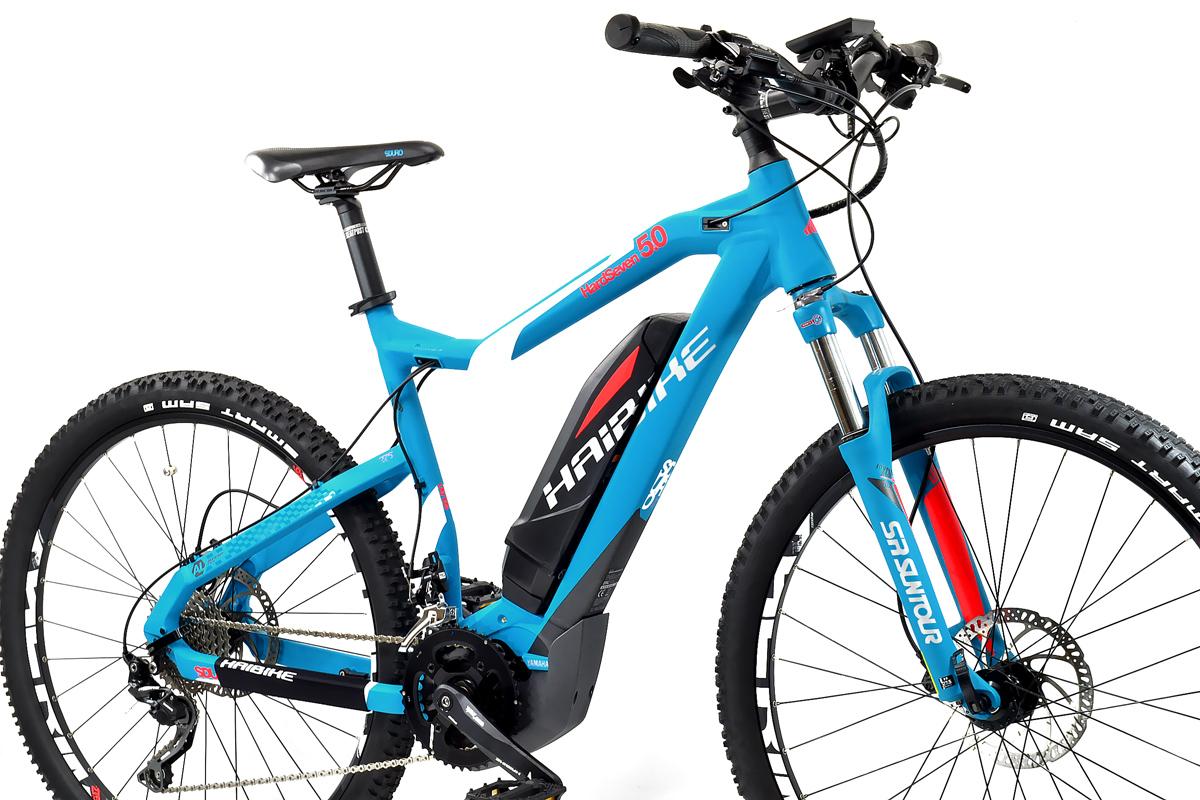 neu haibike elektro mtb fahrrad sduro yamaha hardseven 5 0. Black Bedroom Furniture Sets. Home Design Ideas