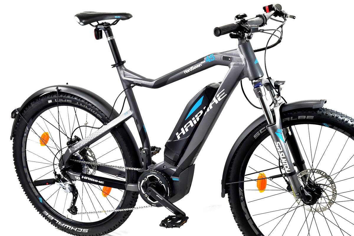 neu haibike elektro fahrrad e bike sduro yamaha hardseven. Black Bedroom Furniture Sets. Home Design Ideas
