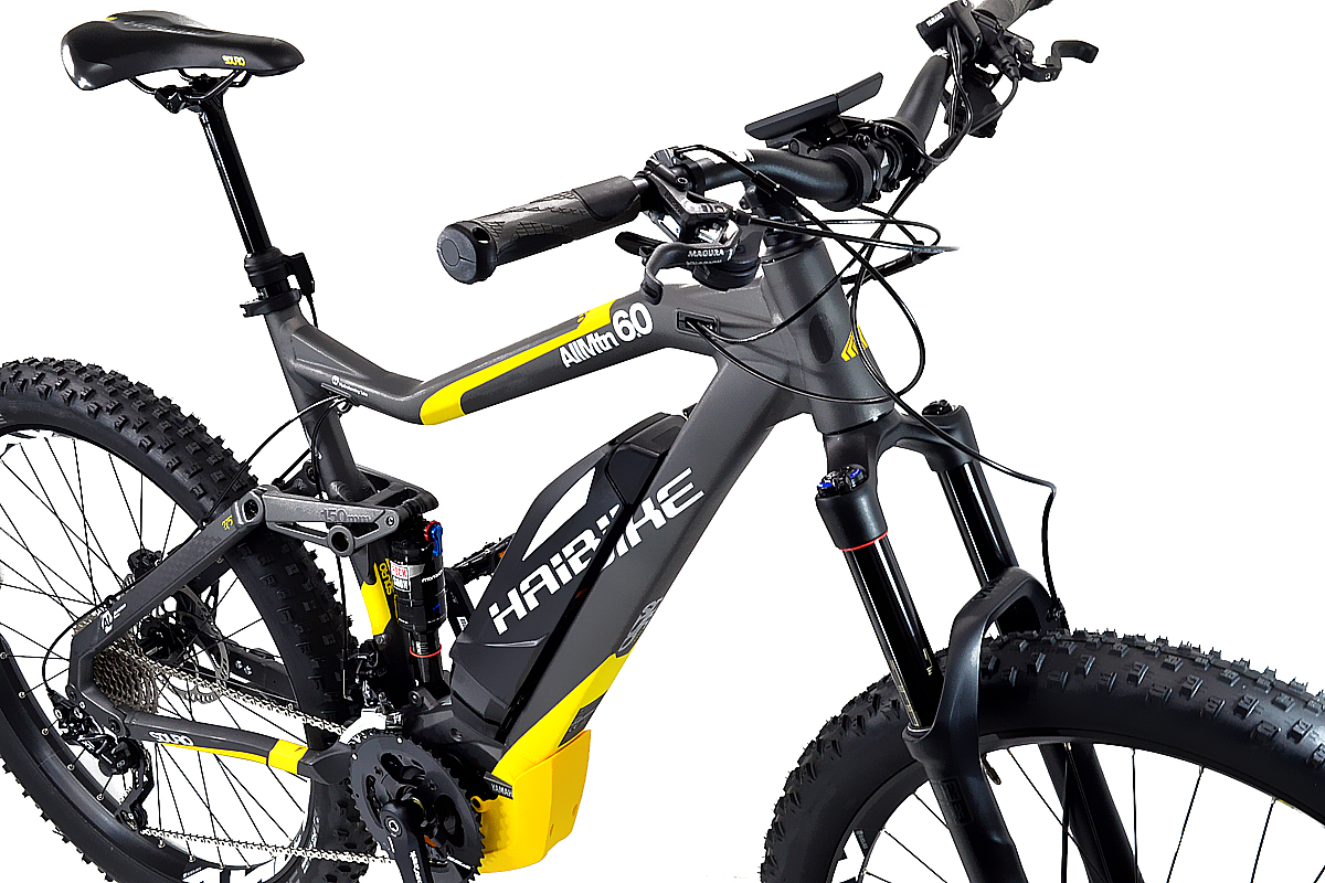 haibike elektro mtb bicicletta sduro yamaha 500 wh allmtn. Black Bedroom Furniture Sets. Home Design Ideas