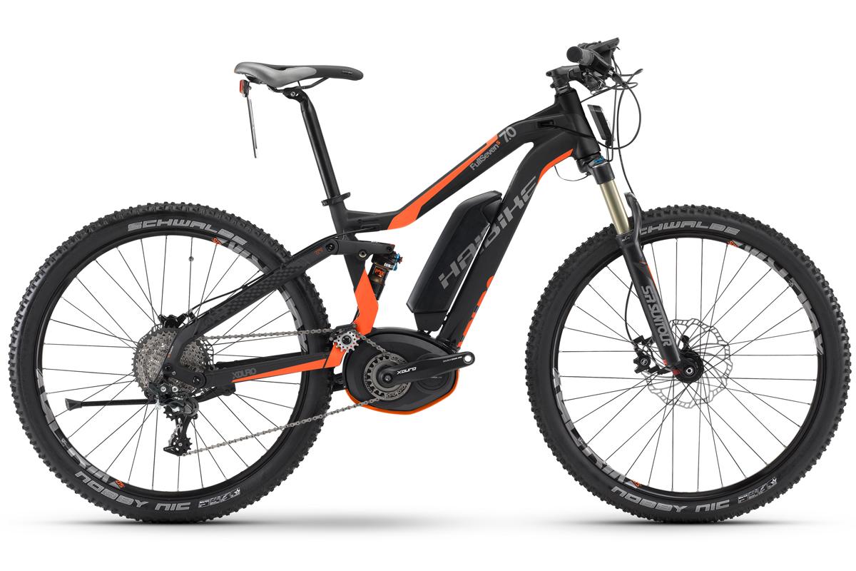 haibike elektro fahrrad xduro bosch fullseven s 7 0 500wh. Black Bedroom Furniture Sets. Home Design Ideas