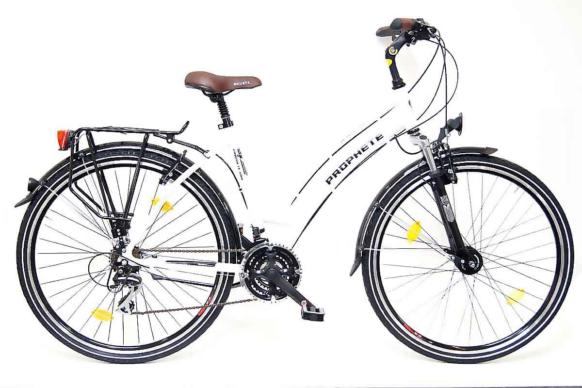 neu prophete trekking damen fahrrad 26 zoll travel 500 21 gang shimano acera ebay. Black Bedroom Furniture Sets. Home Design Ideas