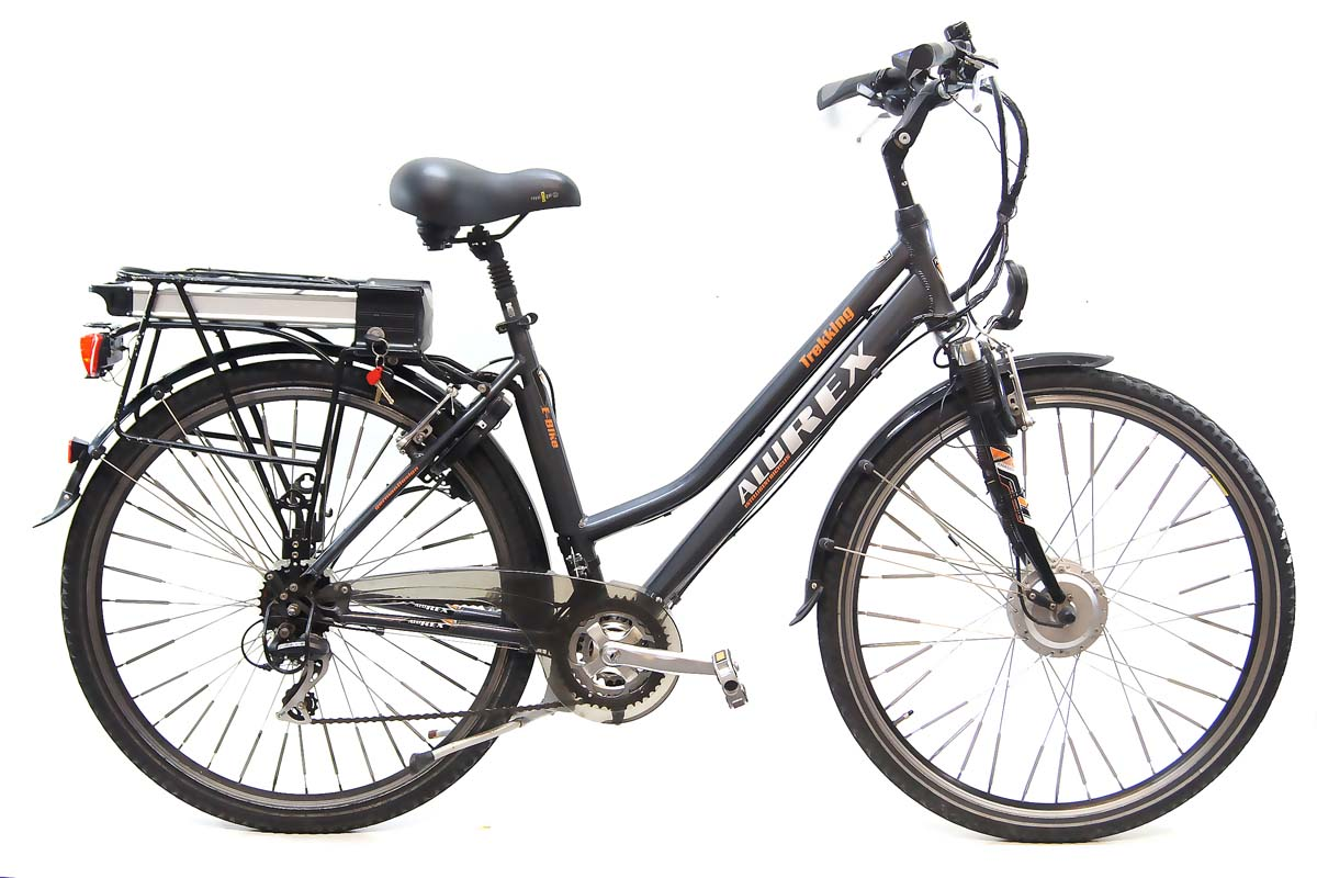 prophete womens trekking electric bike pedelec alu rex 36 volt 24 speed shimano ebay. Black Bedroom Furniture Sets. Home Design Ideas