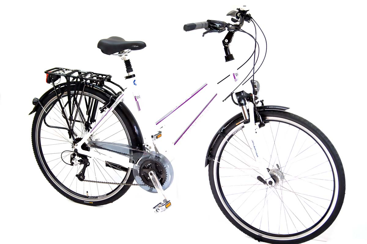 neu prophete trekking damen fahrrad touring star 28 zoll 24 gang shimano xt ebay. Black Bedroom Furniture Sets. Home Design Ideas
