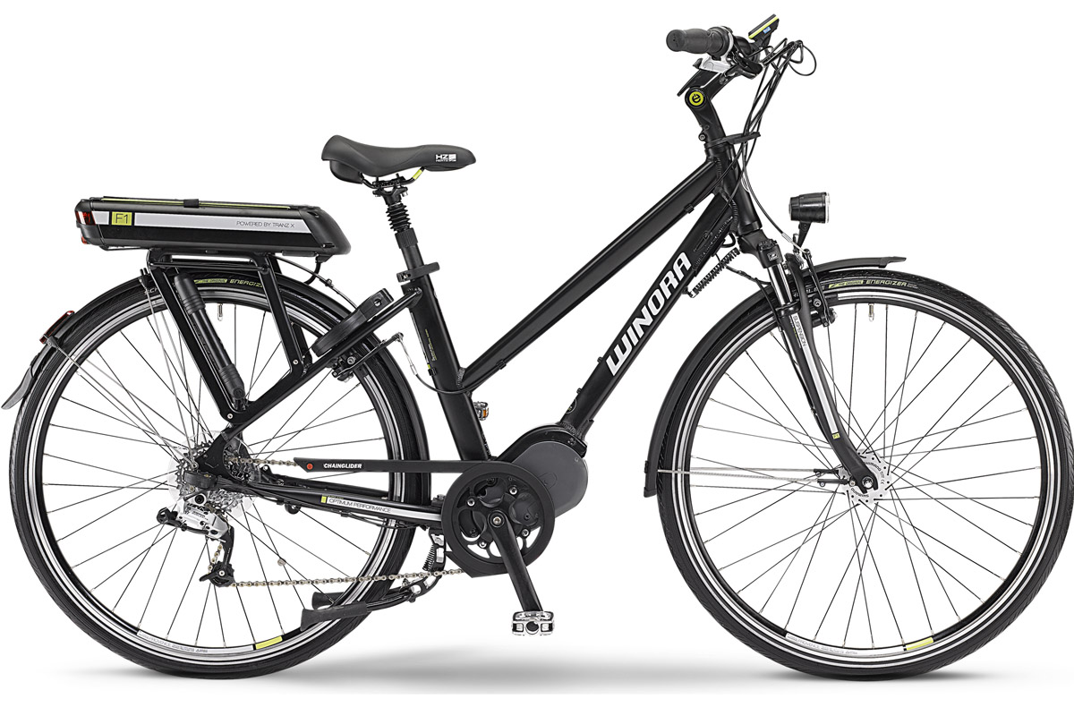 neu winora damen elektro fahrrad e bike 26 zoll f1 316 wh 24 gang dualdrive 2014 ebay. Black Bedroom Furniture Sets. Home Design Ideas