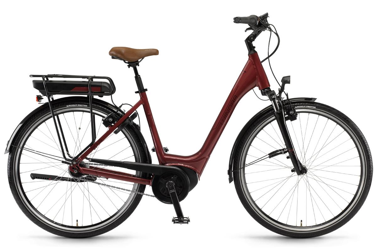 winora elektro fahrrad 26 zoll tria n7 gt bosch active. Black Bedroom Furniture Sets. Home Design Ideas
