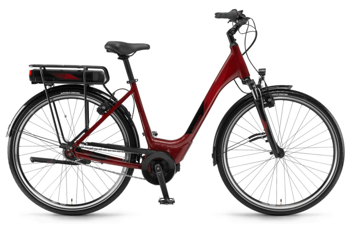 neu winora city elektro fahrrad yucatan n7f yamaha 400wh 7 gang nexus nabe 2018 ebay. Black Bedroom Furniture Sets. Home Design Ideas