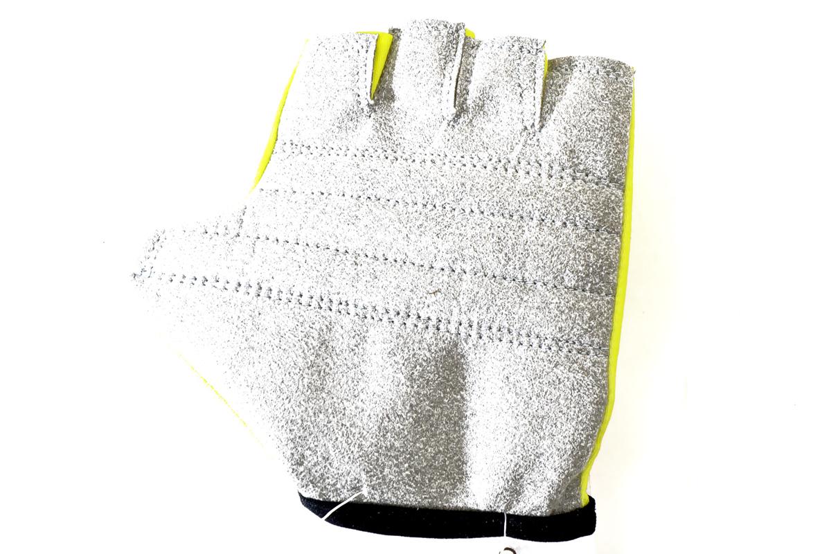 neu kinder fahrrad handschuhe gelb mit motiv gr sse s ebay. Black Bedroom Furniture Sets. Home Design Ideas